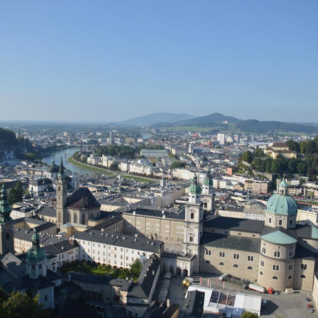 Salzburg might be more known for Mozart rather than Thehellip