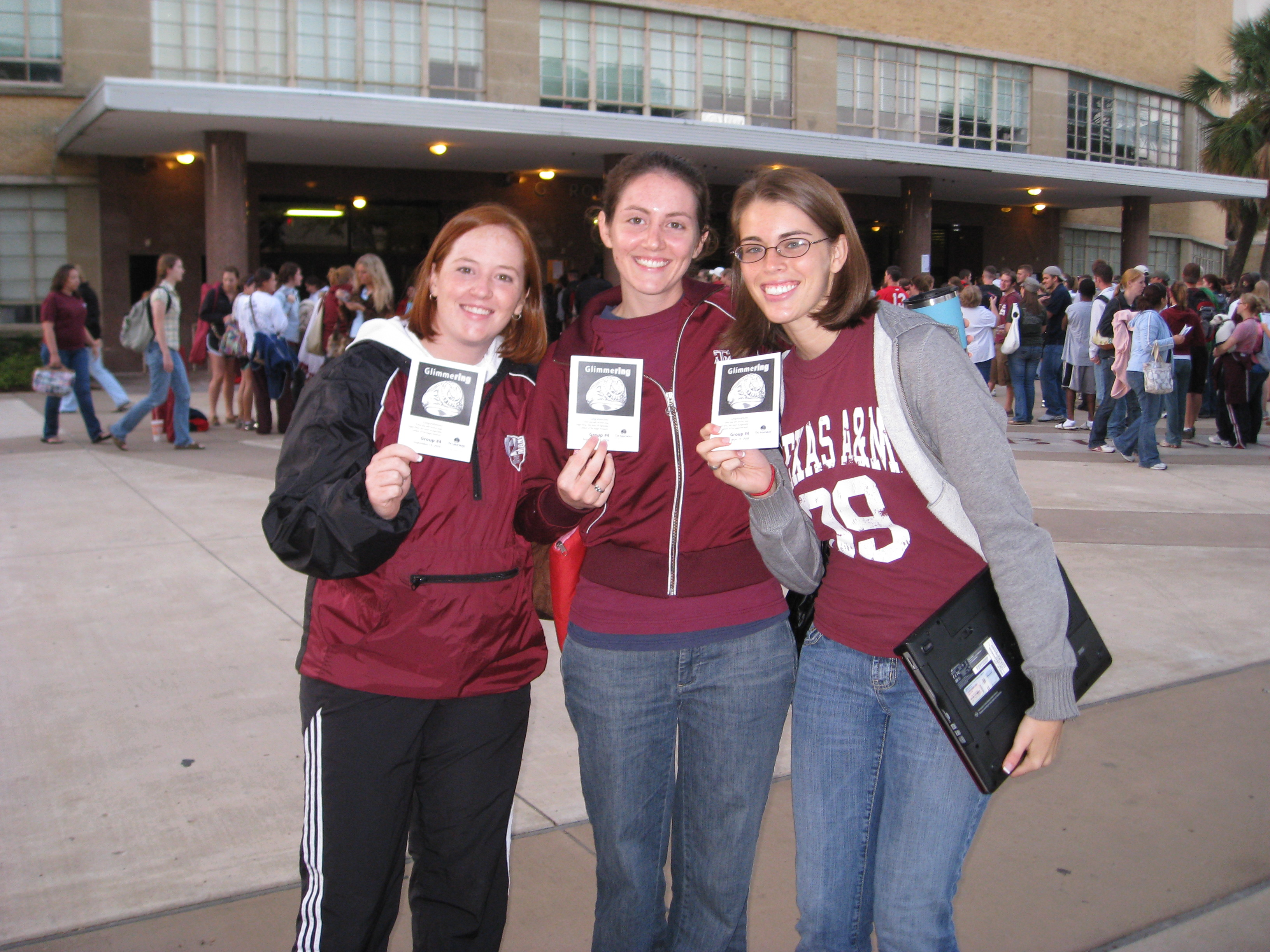 How Aggie Ring Ticket Pull