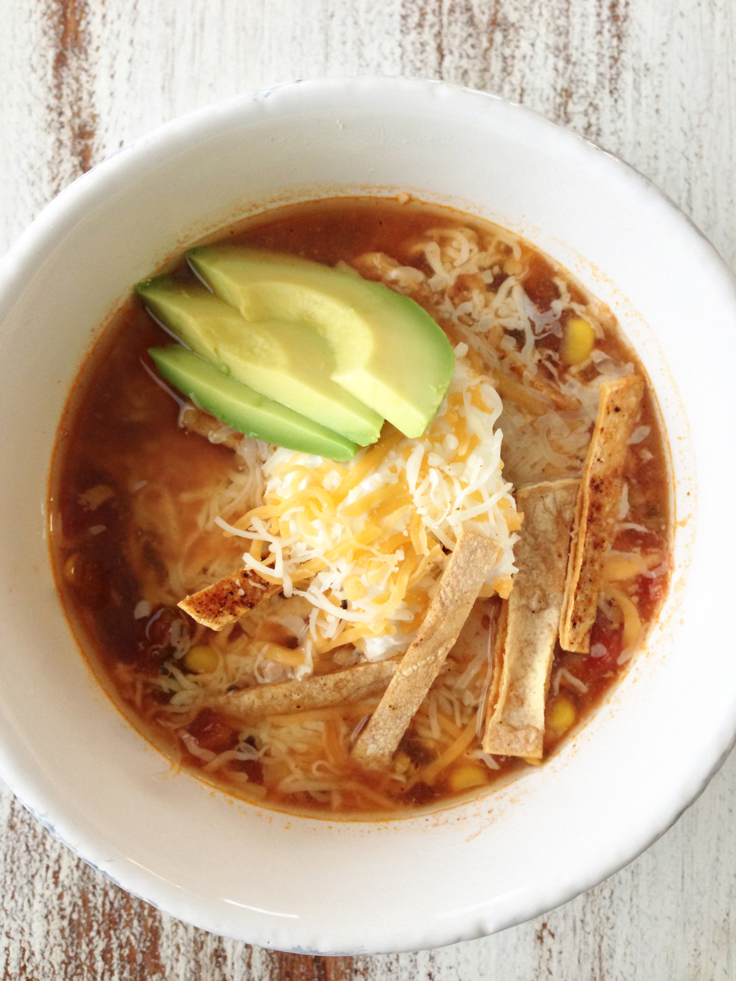 Turkey Chili Taco Soup Archives - The Wandering Weekenders