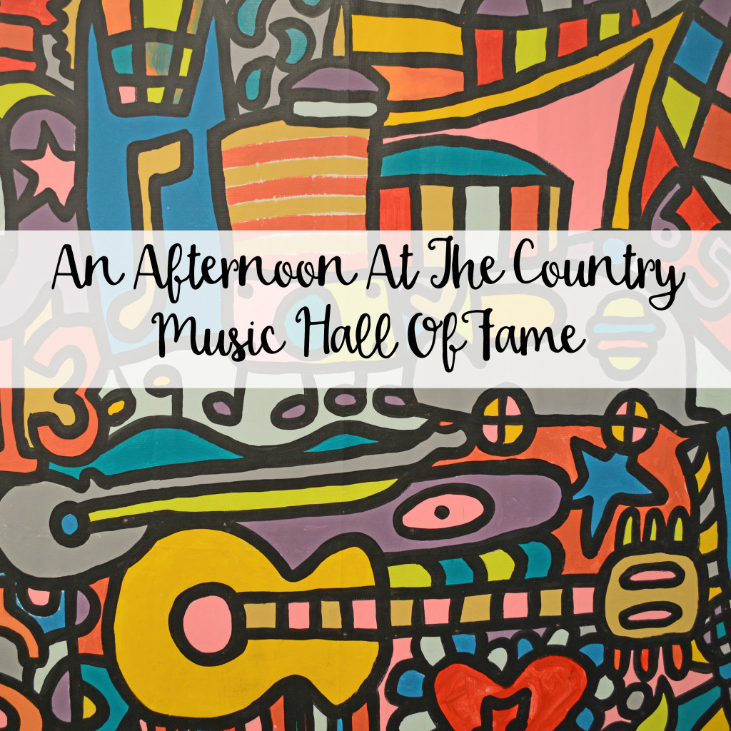 The Wandering Weekenders- An Afternoon At The Country Music Hall Of Fame