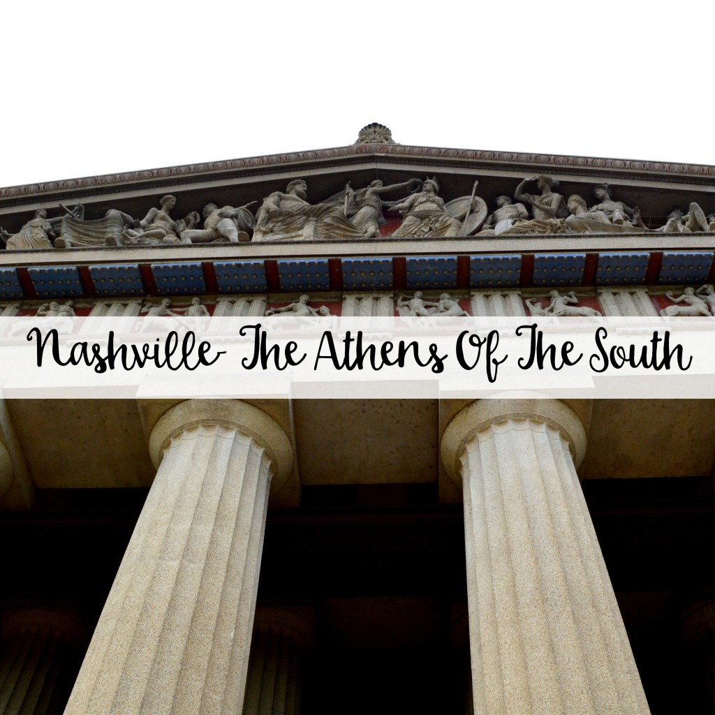 The Wandering Weekenders- Nashville- The Athens Of The South