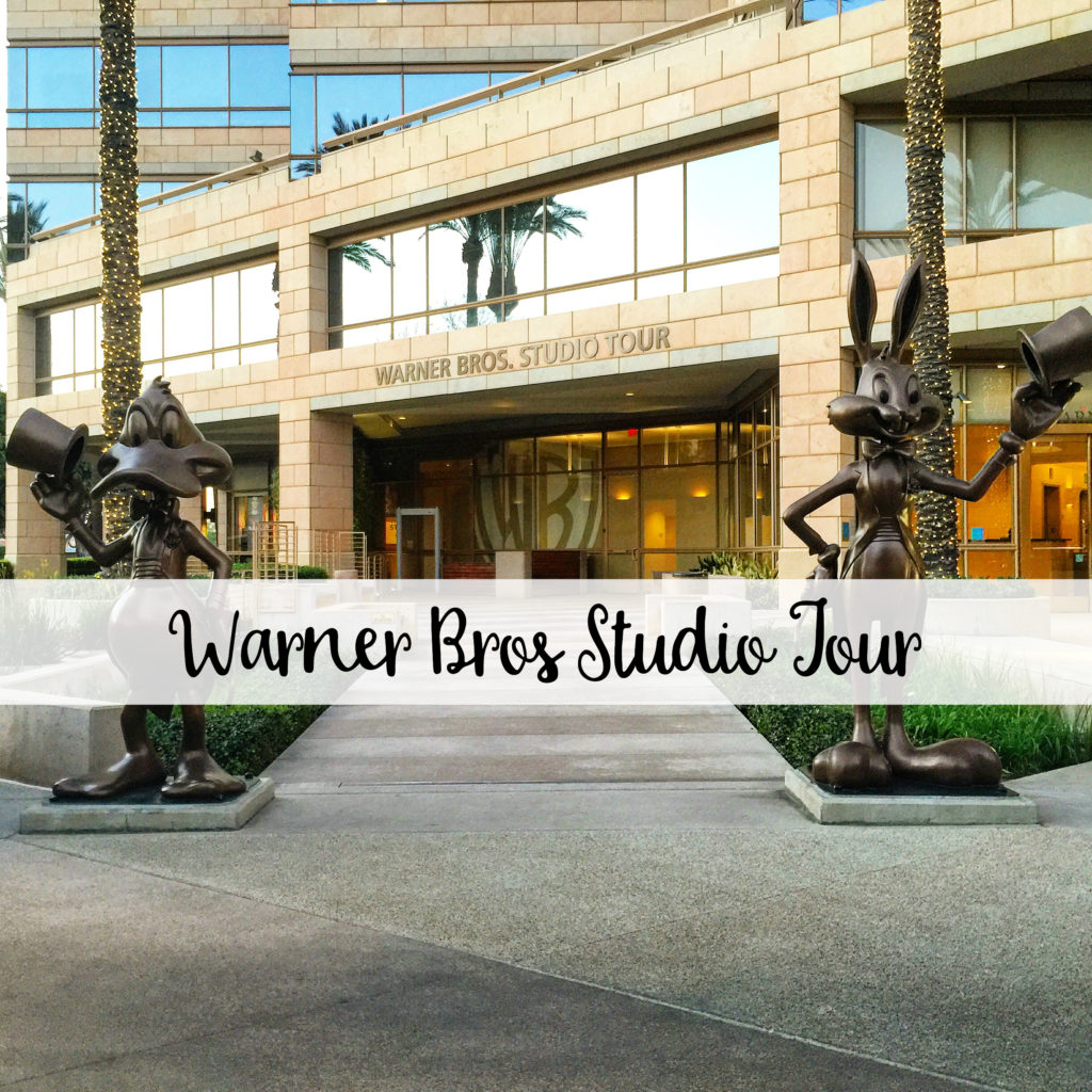 The Wandering Weekenders- Warner Bros Studio Tour