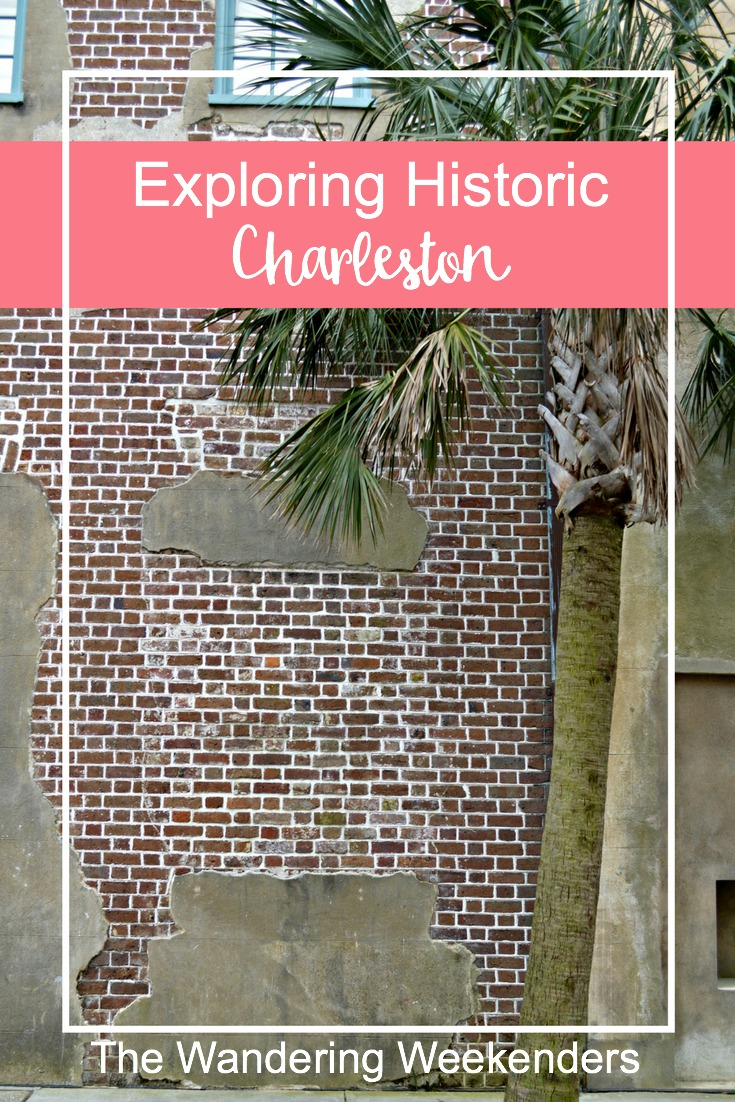 A walking tour with Oyster Point Historical Walking Tours is the perfect for exploring historical Charleston and getting acquainted with the city!