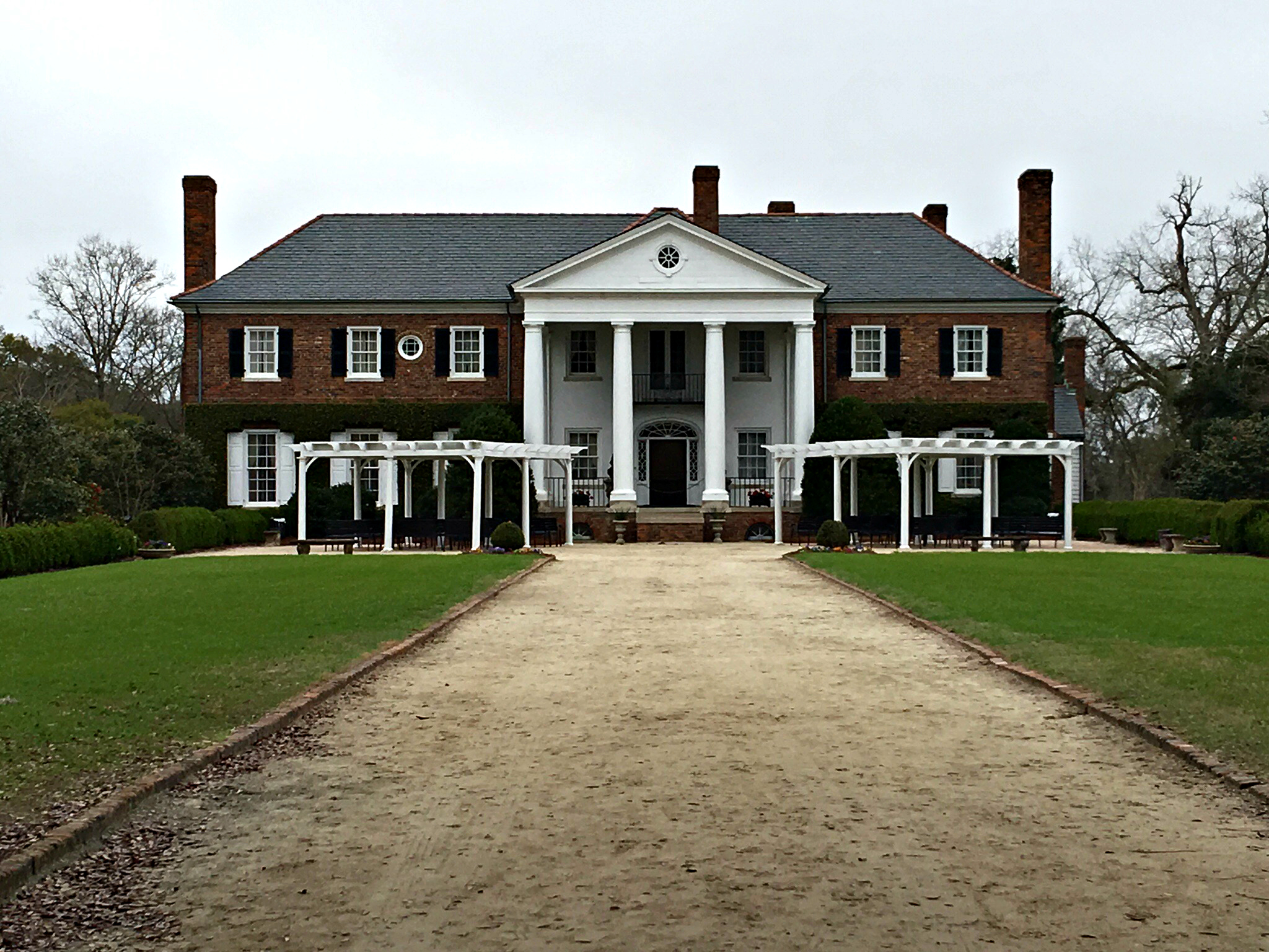 The Wandering Weekenders- Experiencing Beautiful Boone Hall