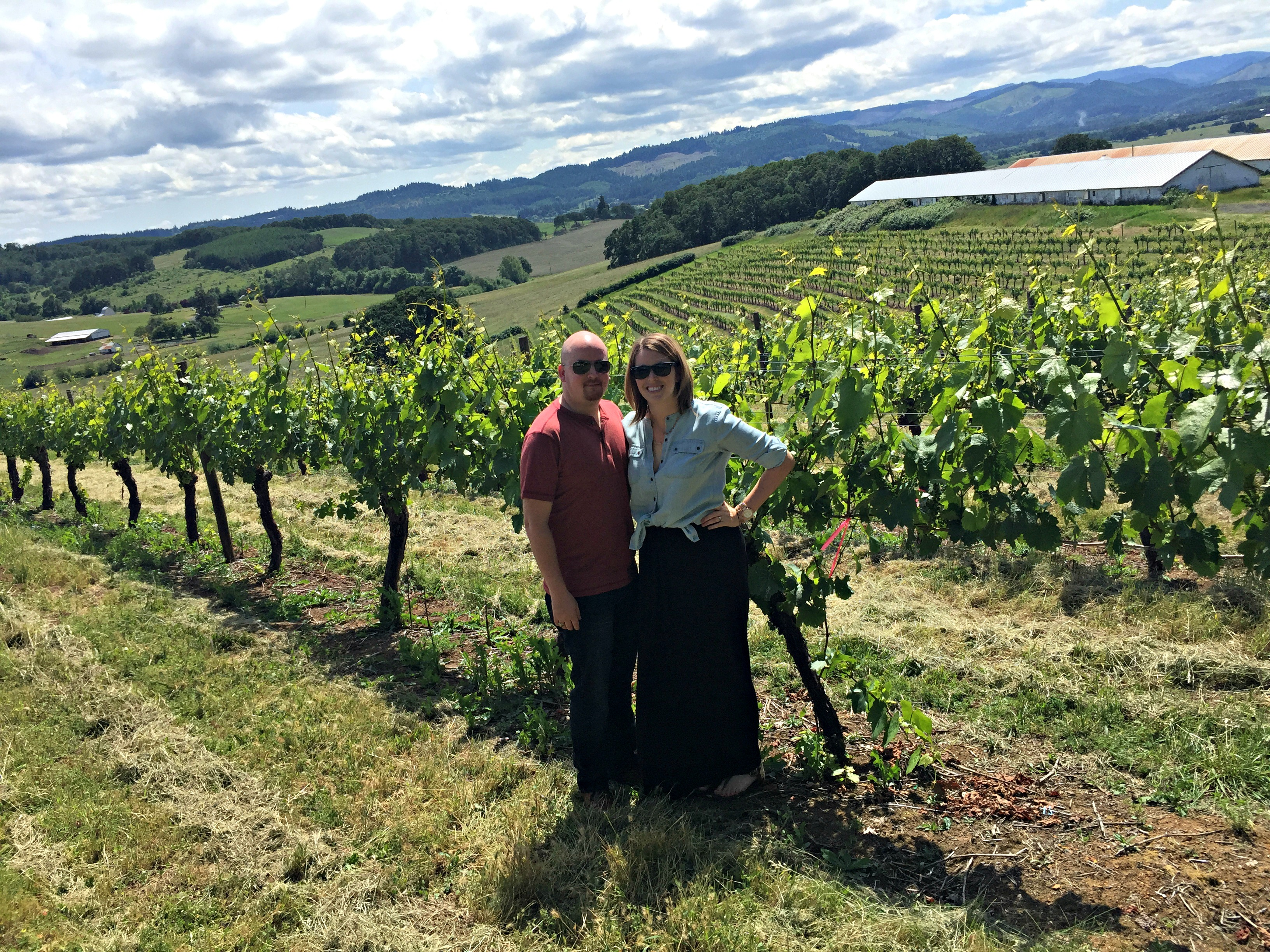 The Wandering Weekenders- Wine Tasting In Willamette Valley