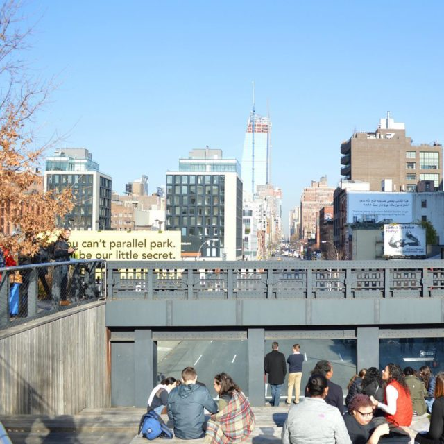 The High Line is one of the most unique placeshellip