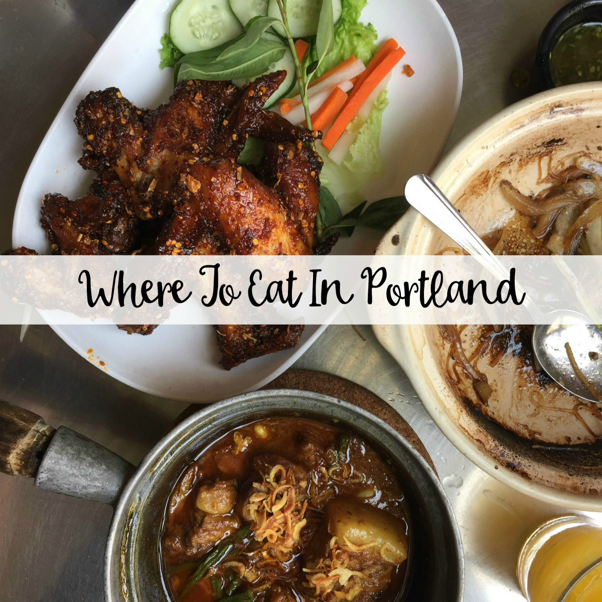 The Wandering Weekenders- Where To Eat In Portland