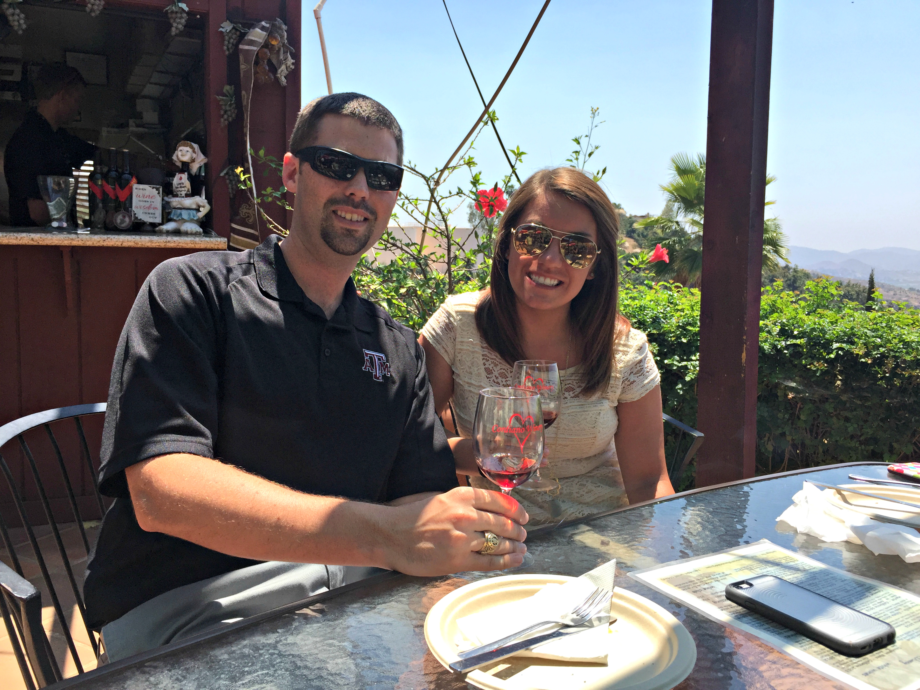 The Wandering Weekenders- Wine Tasting In Escondido California