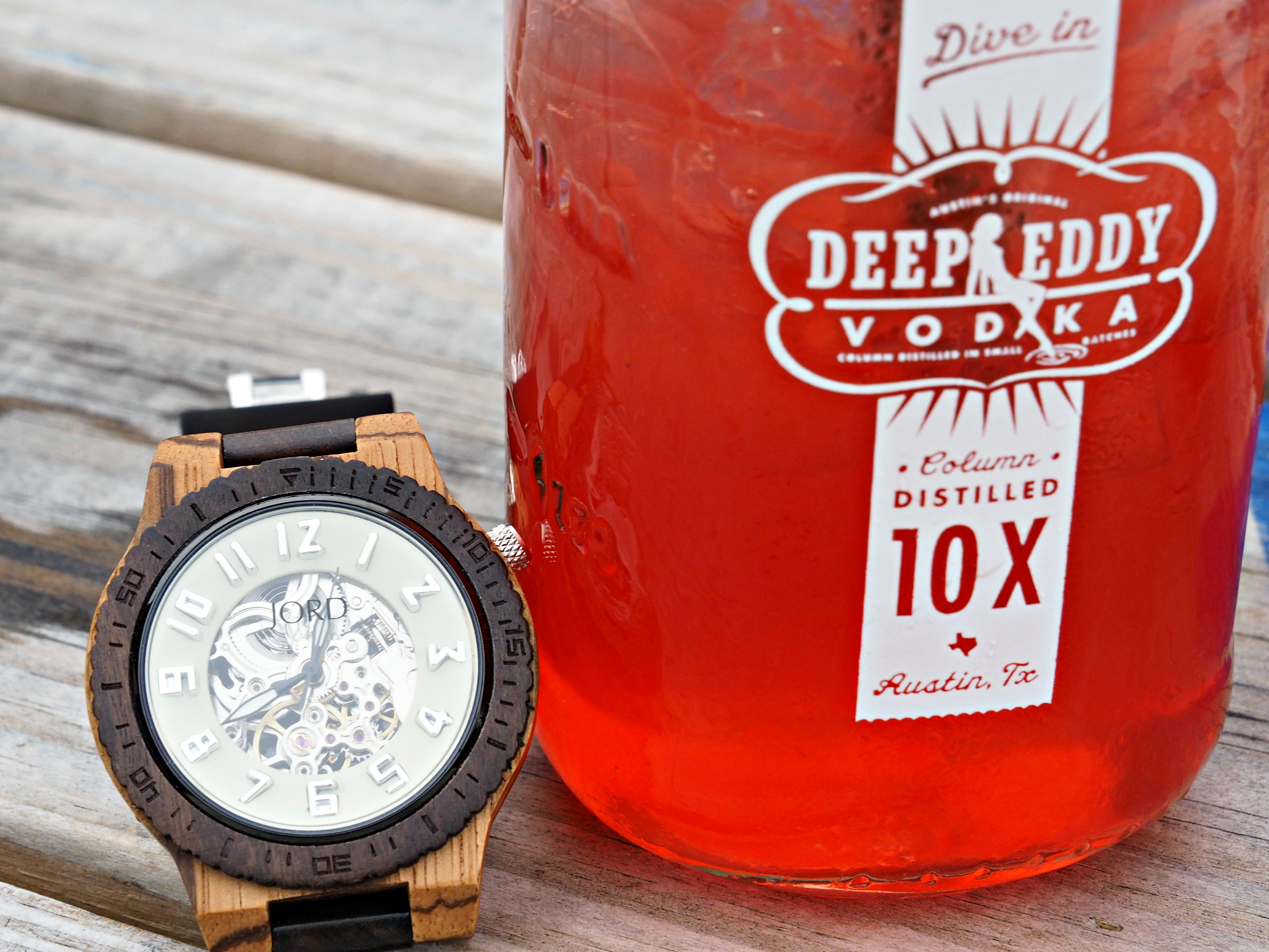 The Wandering Weekenders- Holiday Product Spotlight with JORD Wood Watches
