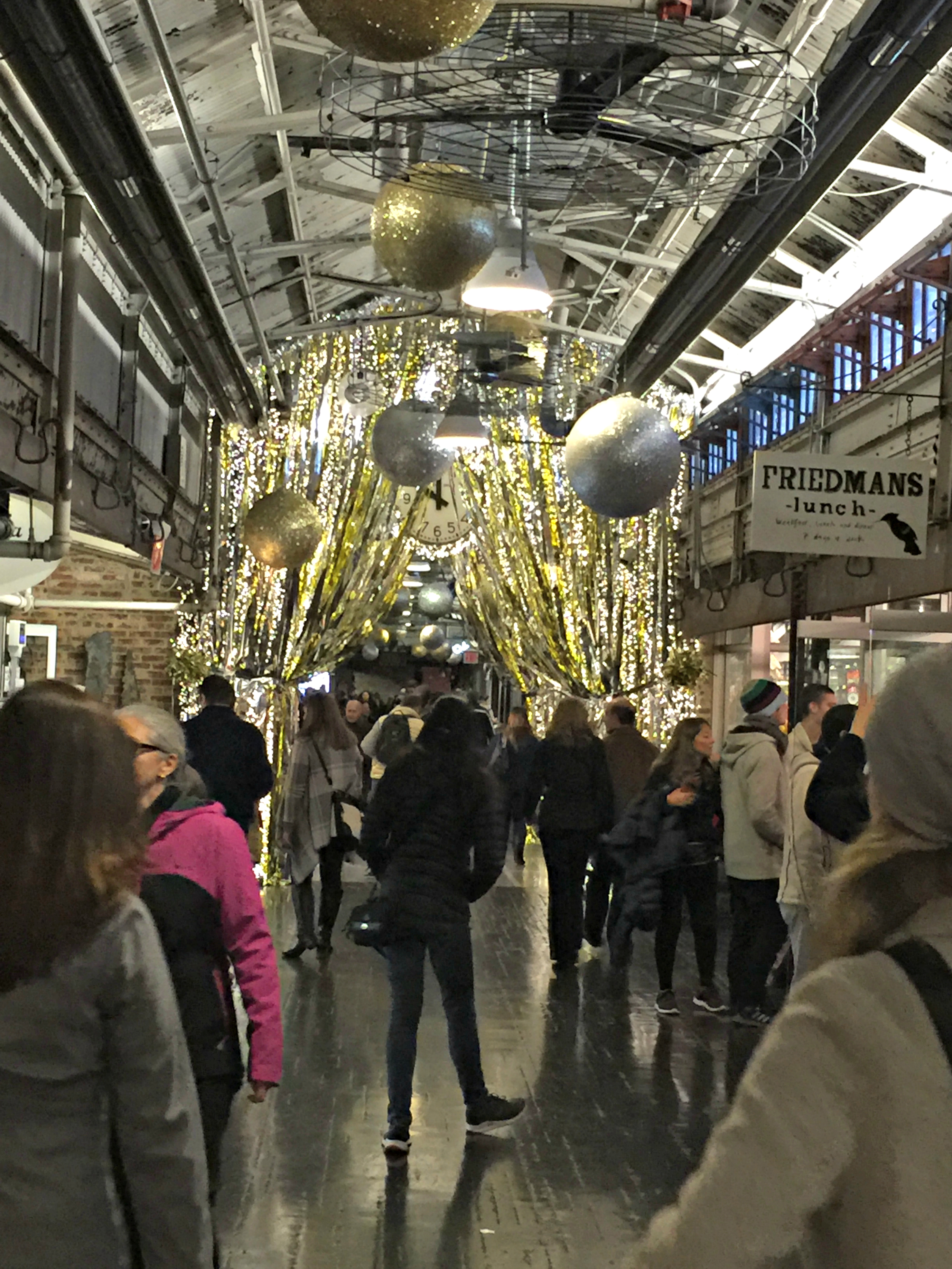 The Wandering Weekenders- A NYC Food Tour Of Chelsea Market
