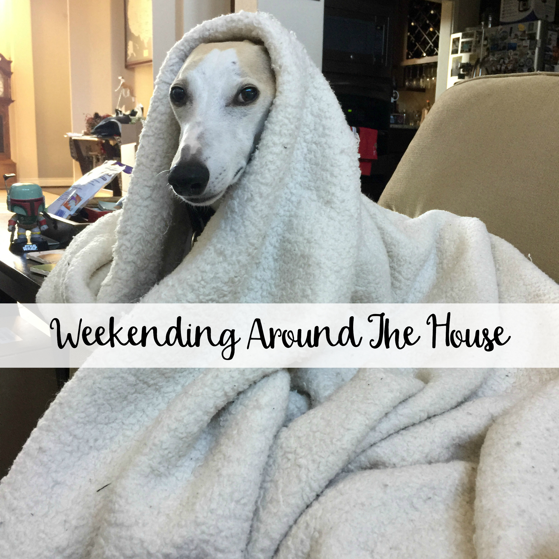 The Wandering Weekenders- Weekending Around The House