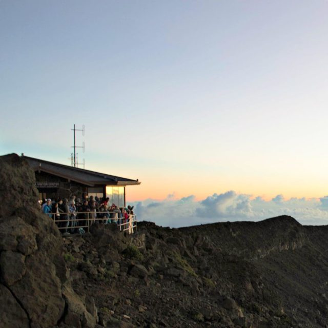Haleakala literally means House Of The Sun in Hawaiian becausehellip