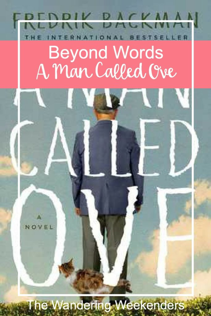 Beyond Words: A Blogger's Book Club- A review of A Man Called Ove by Fredrik Backman. A beautiful story about how people can change.