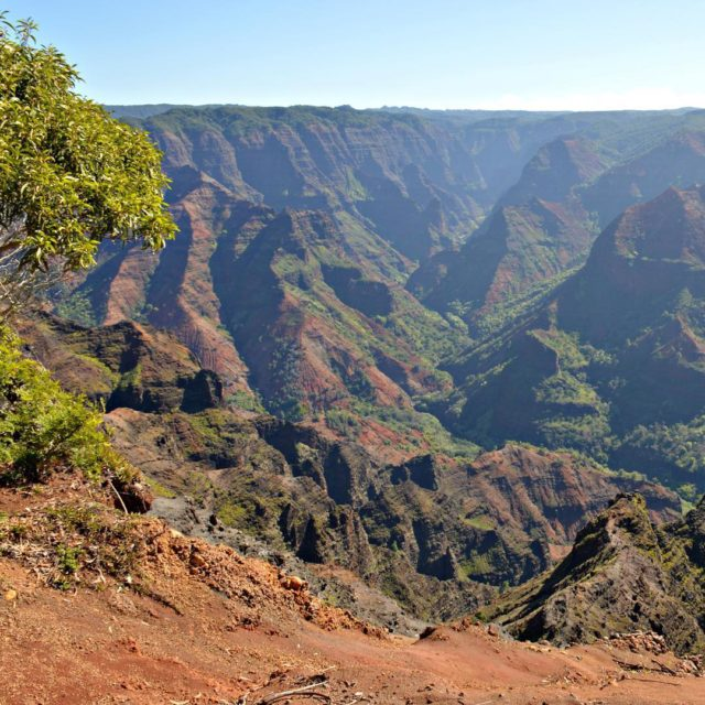 Known as The Grand Canyon Of The Pacific Waimea Canyonhellip