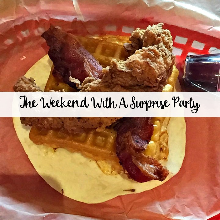 The Wandering Weekenders- The Weekend With A Surprise Party