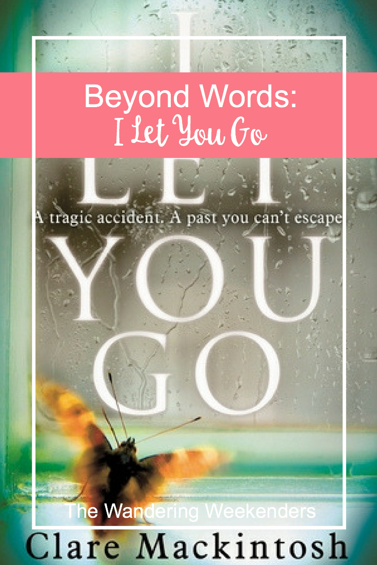 A book review of I Let You Go by Clare Mackintosh. I solid thriller that starts off a little slow, it's one to not be missed for sure!