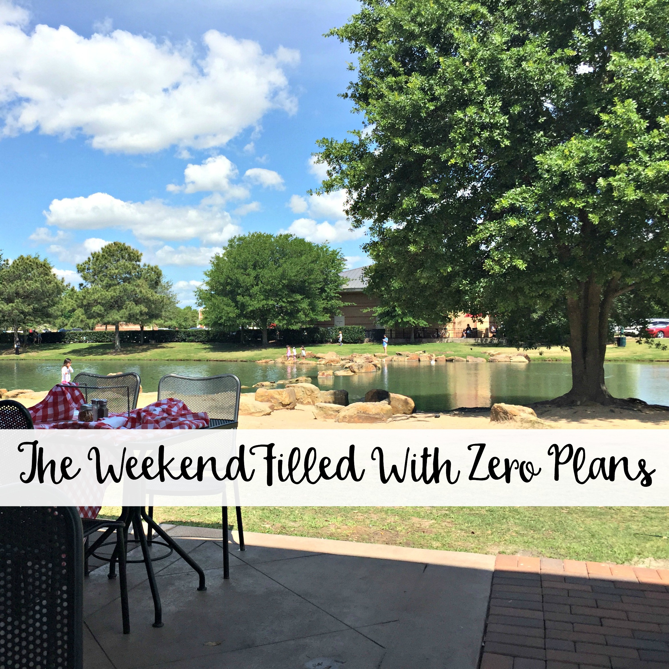 The Wandering Weekenders- The Weekend Filled With Zero Plans