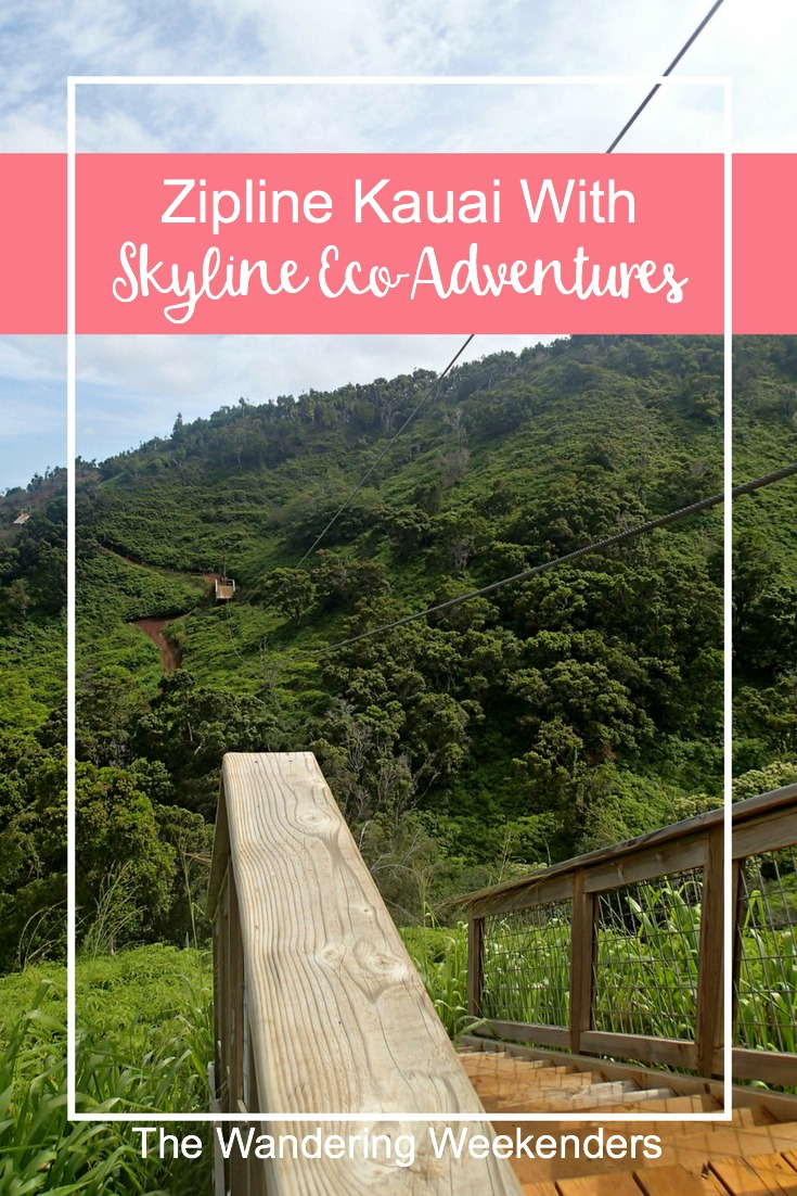 Why you should go zipline Kauai with Skyline Eco-Adventures along with some tips before you book your tour!