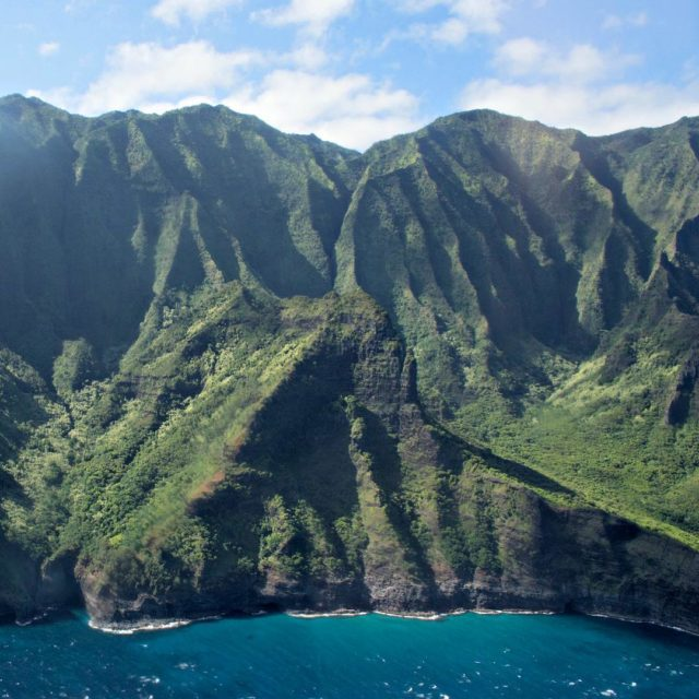 Kauai is definitely the best of both worlds beautiful mountainshellip