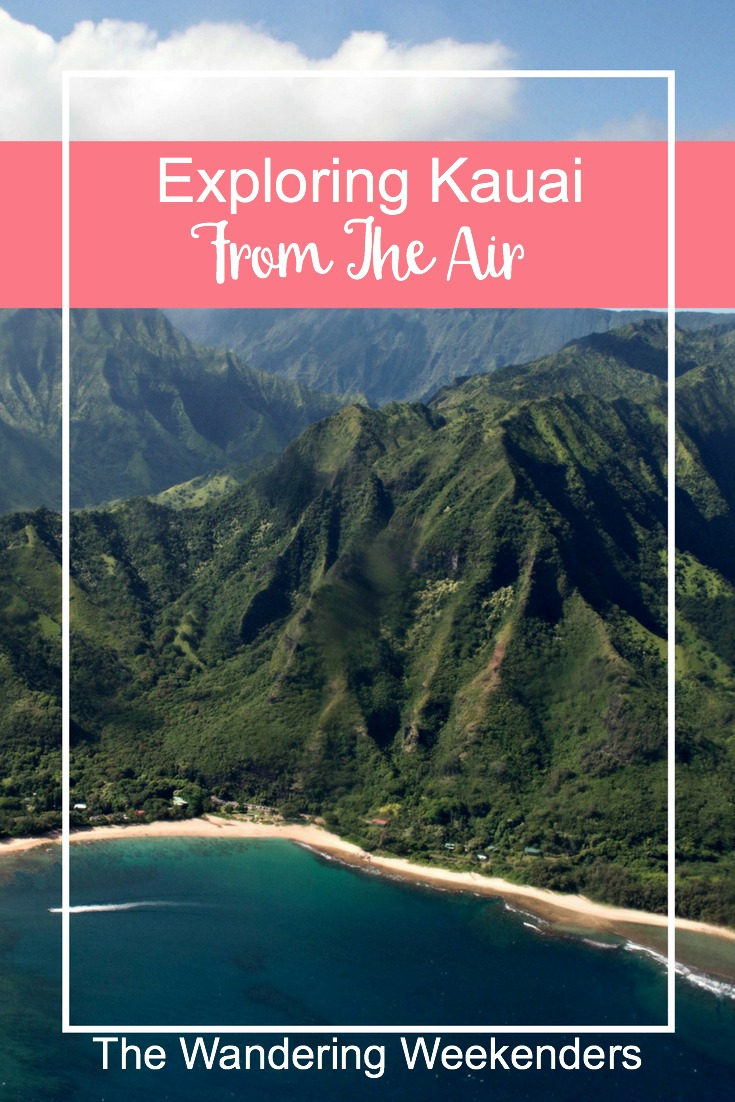 All about exploring the island of Kauai from the air with Blue Hawaiian Tours. Plus everything you need to know for your own flight!