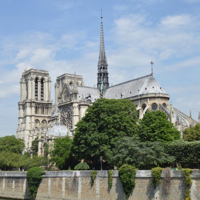 Can we just talk about how aweinspiring Norte Dame is?hellip