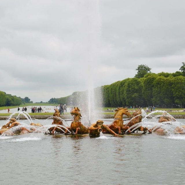 I have to admit that while Versailles was pretty crowdedhellip
