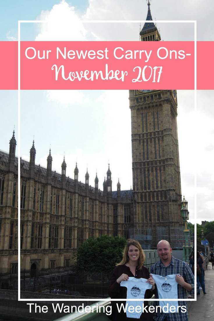 All about our travel pregnancy announcement and a little bit more about the details of the pregnancy so far!