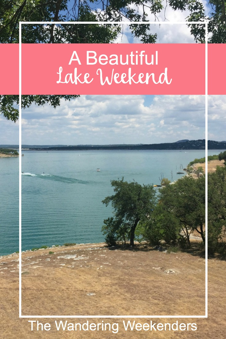 A wonderful weekend spent at the lake with amazing friends! Canyon Lake is the perfect place to spend a weekend in Texas!