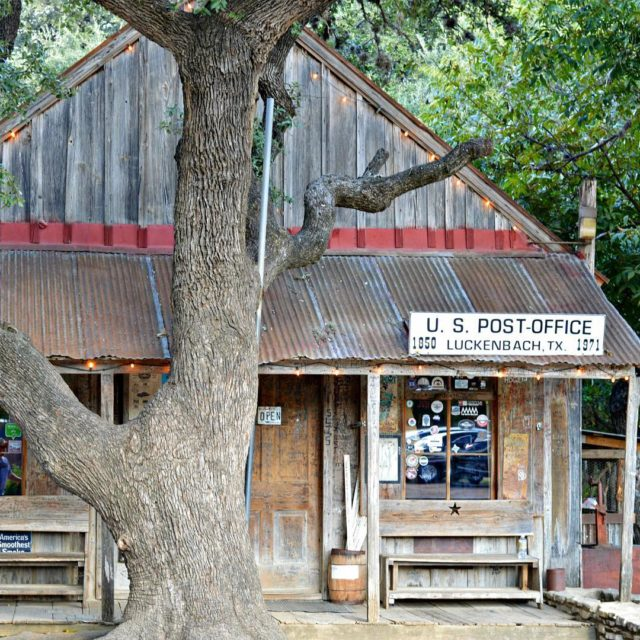 Everybodys somebody in Luckenbach! One of the things that Ihellip