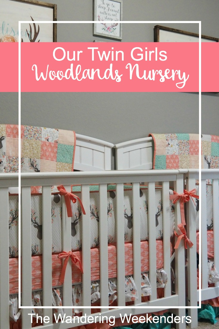 All The Little Details Of Our Twin Girls Woodlands Nursery! From The  Furniture We Chose